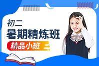 大智教育初二暑假精炼班